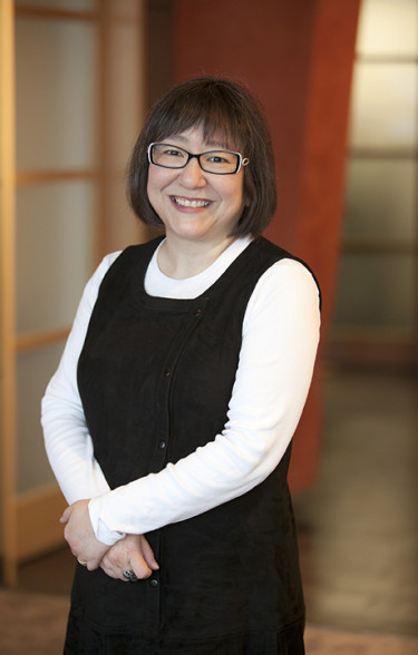 Callison Director Joan Insel