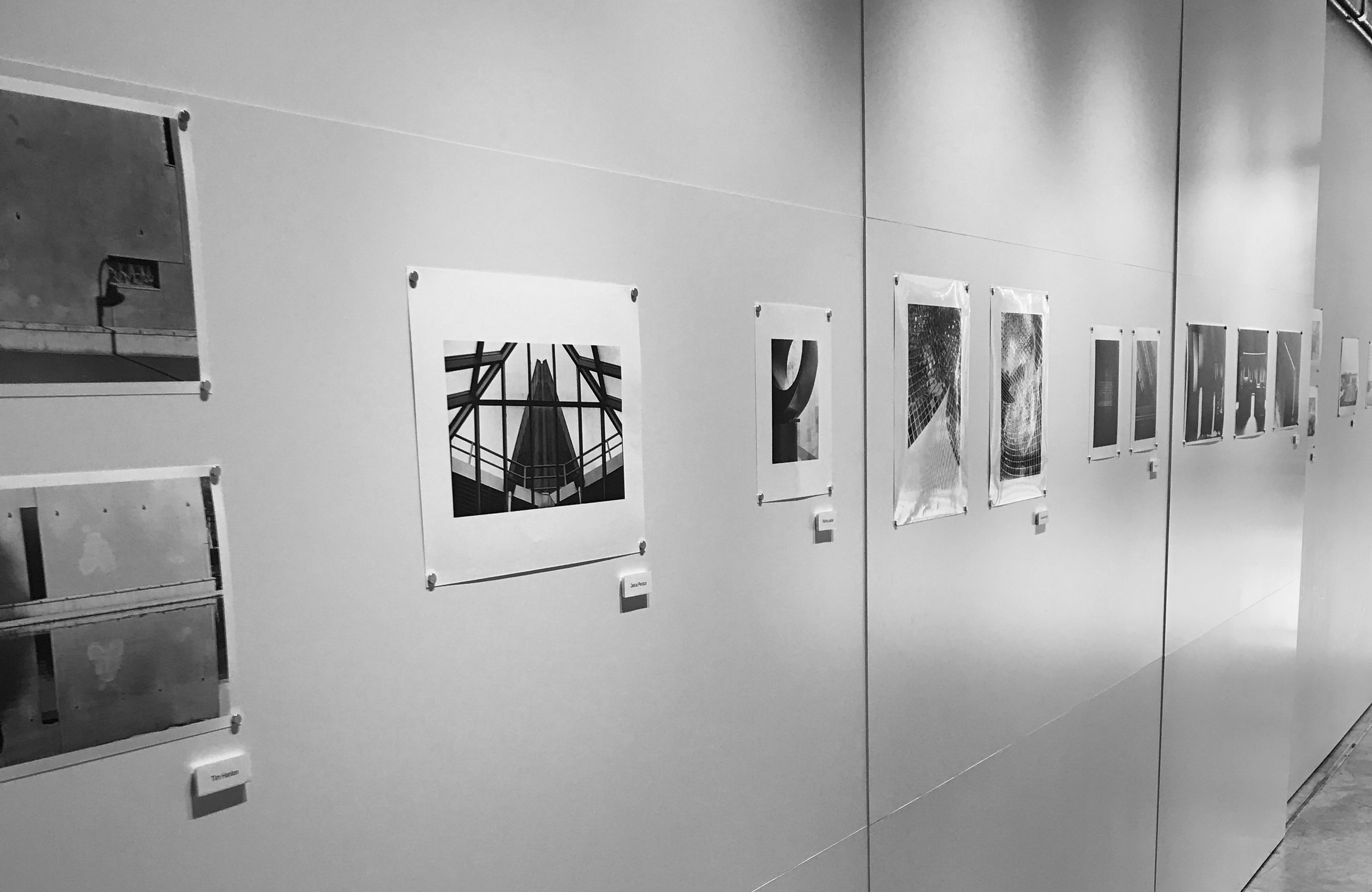 Details from the Space and Structure Exhibition