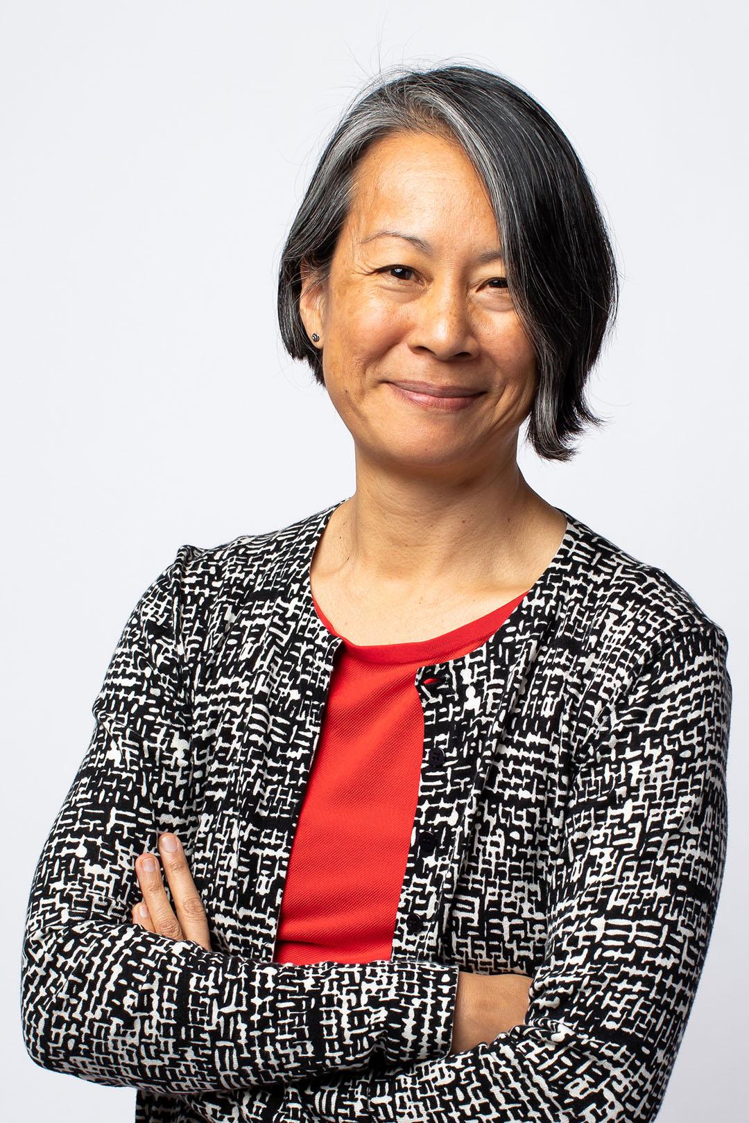 Portrait of Dean Renee Cheng