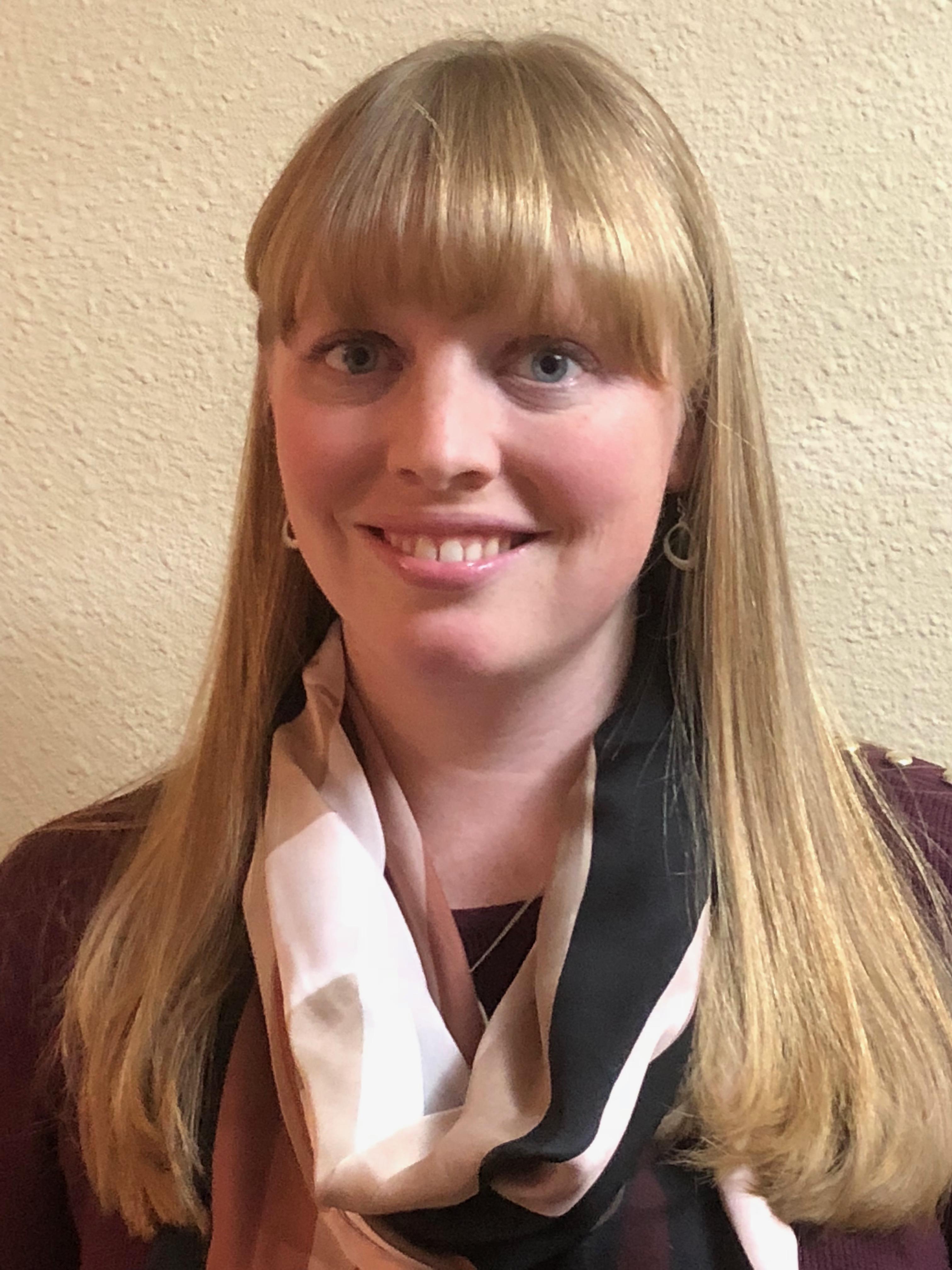 Photo of Jenn Engelke